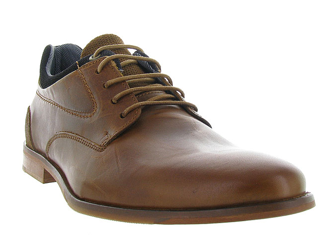 Bullboxer chaussures a lacets 6716a gold3161001_3