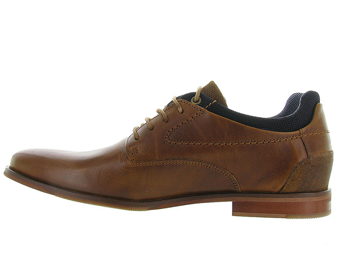 Bullboxer chaussures a lacets 6716a gold3161001_4