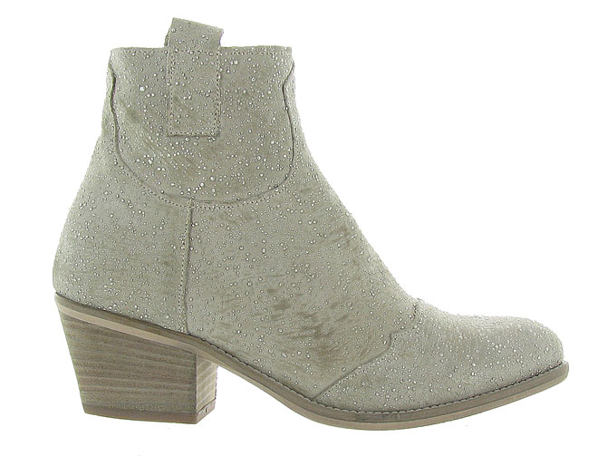 Piranha bottines et boots 331 beige3163102_2