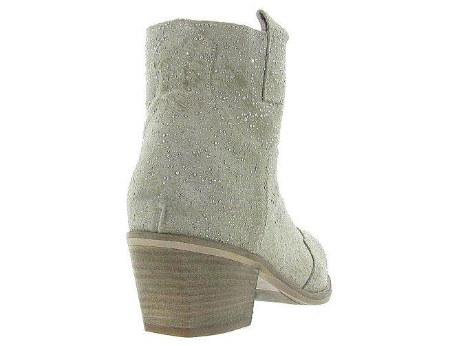 Piranha bottines et boots 331 beige3163102_5
