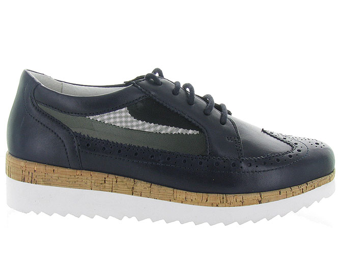 Gabor chaussures a lacets 82.545 marine3167201_2