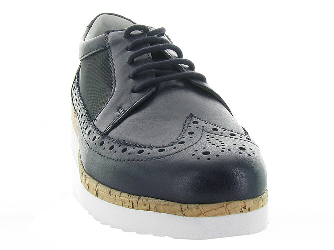 Gabor chaussures a lacets 82.545 marine3167201_3