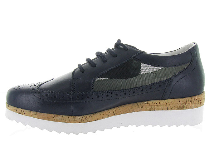 Gabor chaussures a lacets 82.545 marine3167201_4