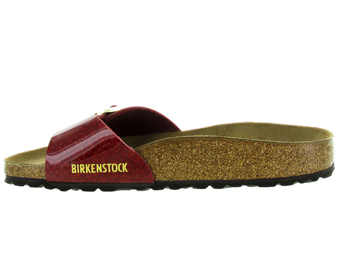 Birkenstock nu pieds madrid magic snake bordeaux3169803_5