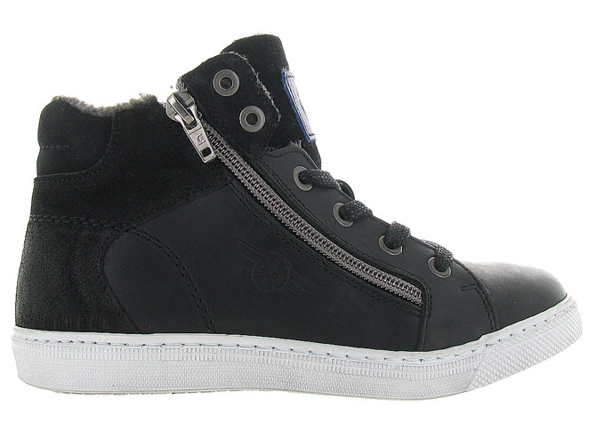 Bullboxer baskets et sneakers agm525 noir3182602_2