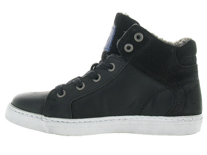 Bullboxer baskets et sneakers agm525 noir3182602_4