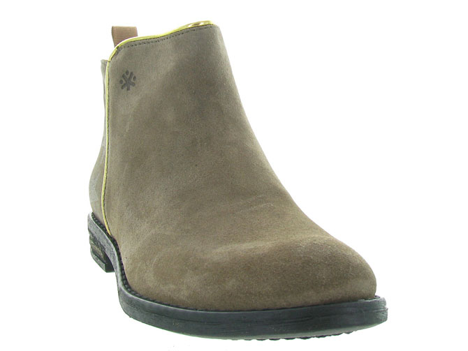 Acebos bottines et boots 9514 taupe3208503_3