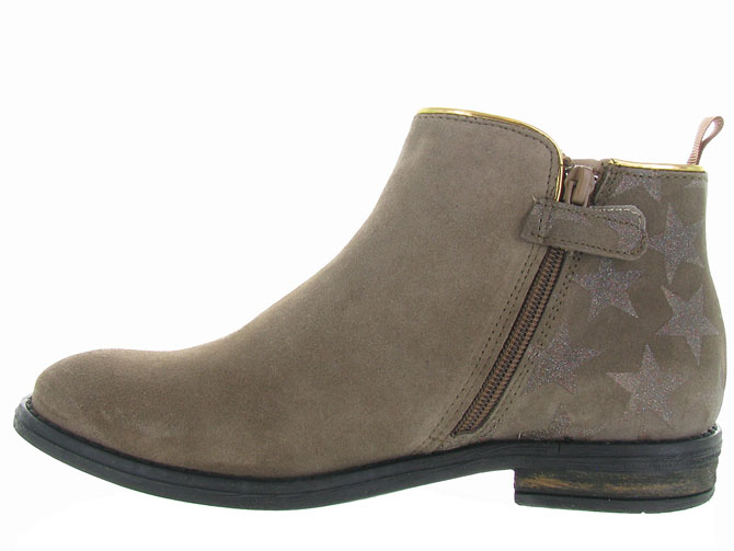 Acebos bottines et boots 9514 taupe3208503_4