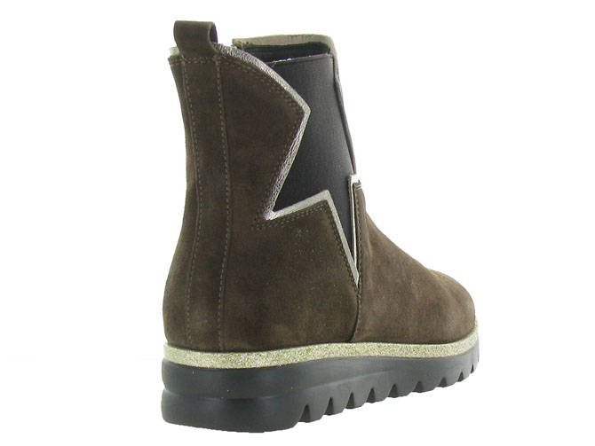 Reqins bottines et boots jade taupe3211102_5