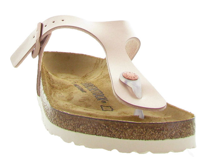 Birkenstock nu pieds gizeh electric metallic rose3233501_3
