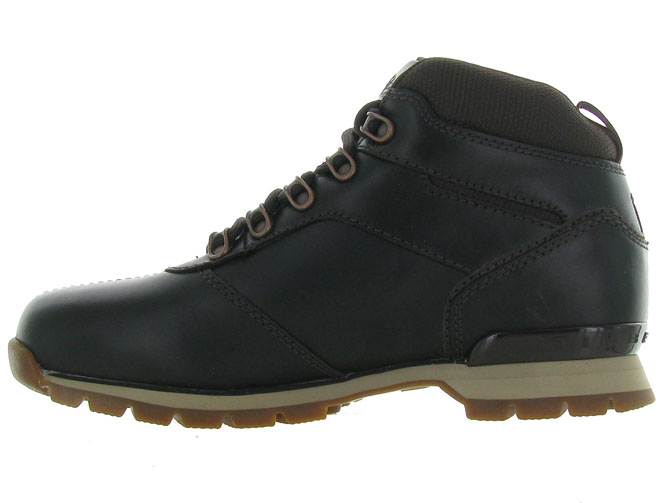 Timberland chaussures a lacets a21ke544 splitrock marron fonce3243401_4