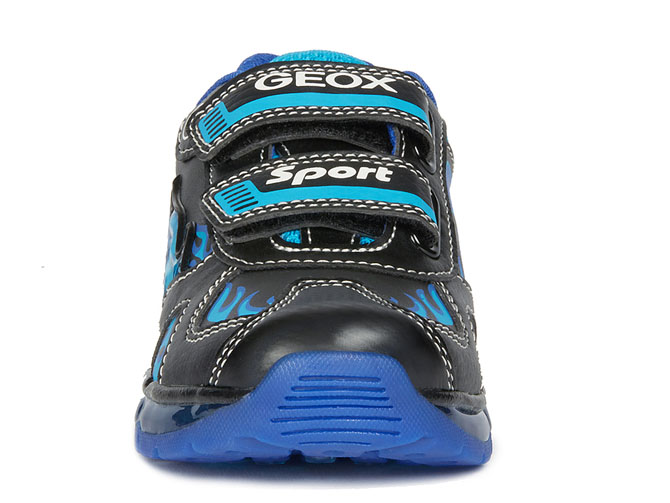 Geox baskets et sneakers j9444c android boy bleu royal3257501_4