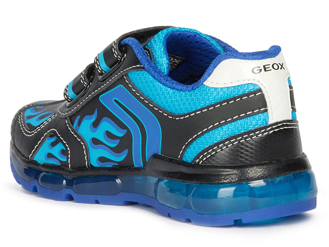 Geox baskets et sneakers j9444c android boy bleu royal3257501_5
