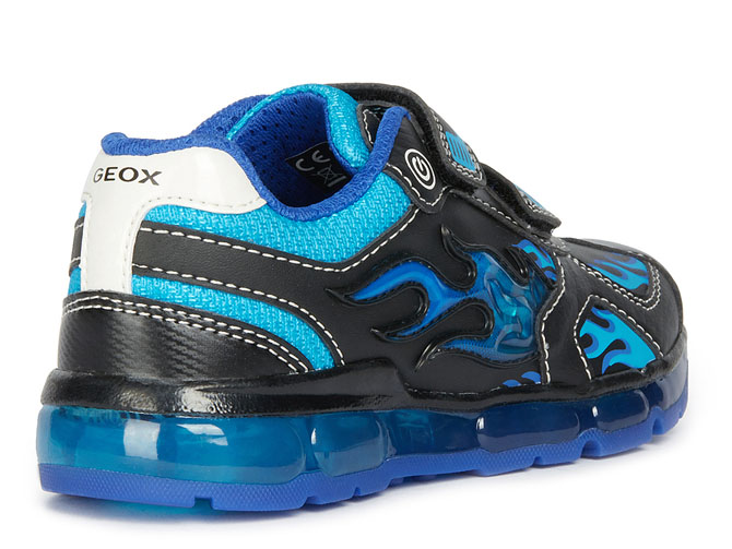 Geox baskets et sneakers j9444c android boy bleu royal3257501_6