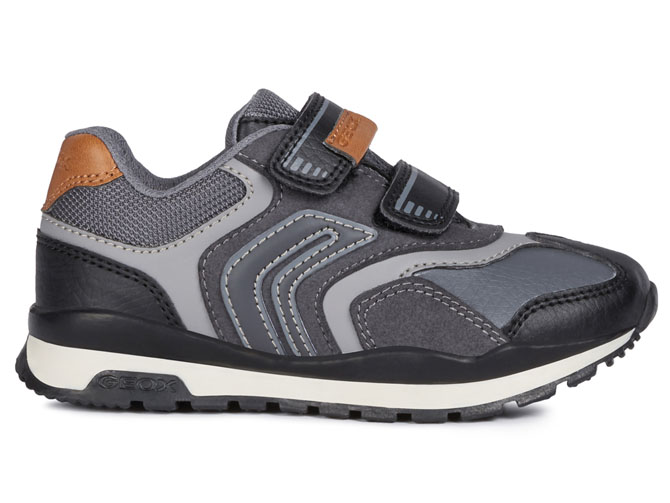 Geox baskets et sneakers j9415a pavel anthracite3257701_2