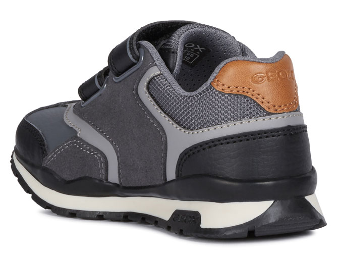 Geox baskets et sneakers j9415a pavel anthracite3257701_4
