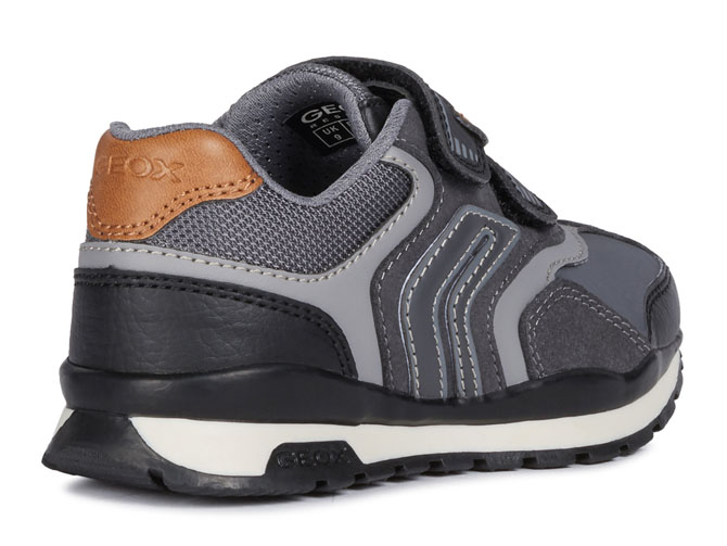 Geox baskets et sneakers j9415a pavel anthracite3257701_5