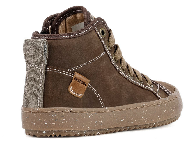 Geox chaussures a lacets j942cg alonisso wwf marron3258901_5