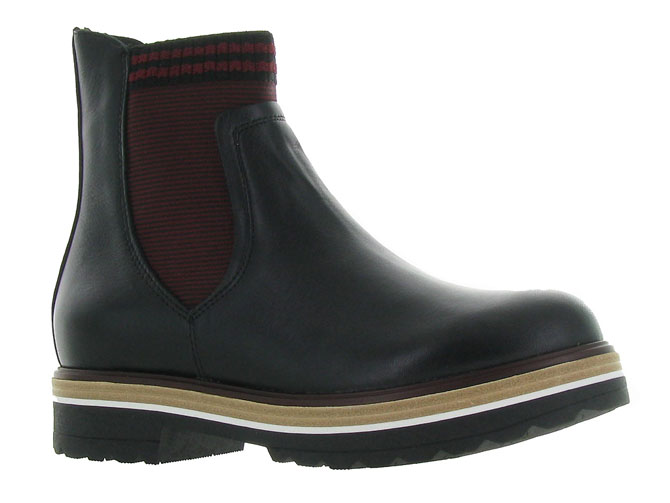 Armando bottines et boots 5756 bordeaux