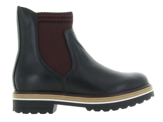 Armando bottines et boots 5756 bordeaux3267801_2