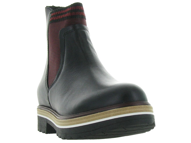 Armando bottines et boots 5756 bordeaux3267801_3