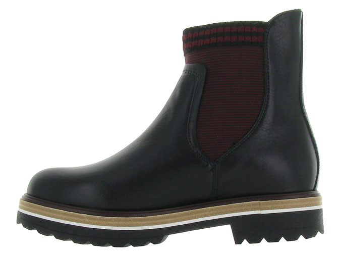 Armando bottines et boots 5756 bordeaux3267801_4