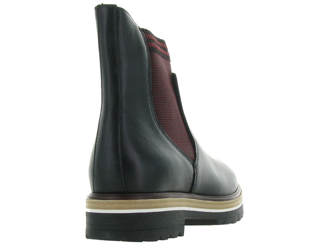 Armando bottines et boots 5756 bordeaux3267801_5