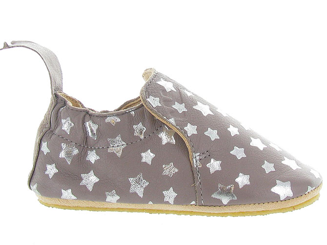 Easy peasy chaussons et pantoufles blublu nuit taupe4094101_2