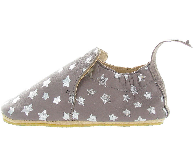 Easy peasy chaussons et pantoufles blublu nuit taupe4094101_4