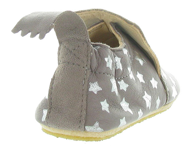 Easy peasy chaussons et pantoufles blublu nuit taupe4094101_5