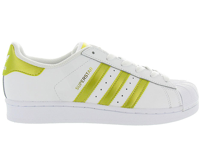 Adidas baskets et sneakers superstar foundation cf or4095705_2