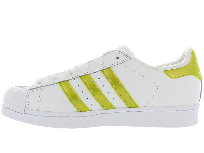 Adidas baskets et sneakers superstar foundation cf or4095705_4
