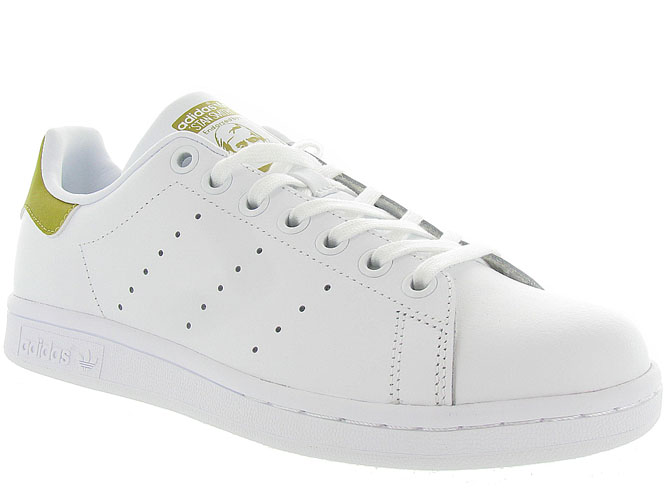 Adidas baskets et sneakers stan smith junior or