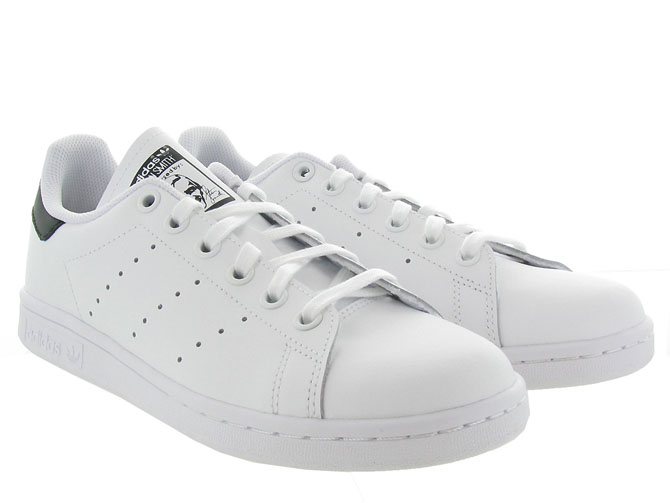 Adidas bottines et boots stan smith junior noir