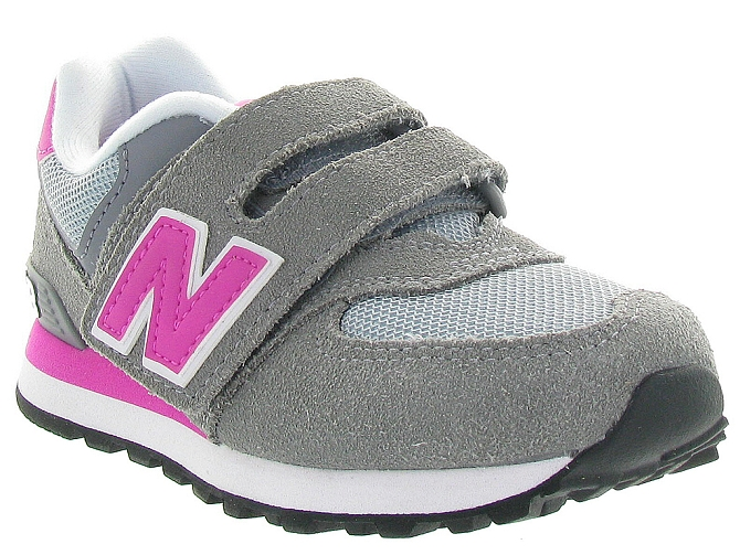 New balance baskets et sneakers kv574 cdy gris