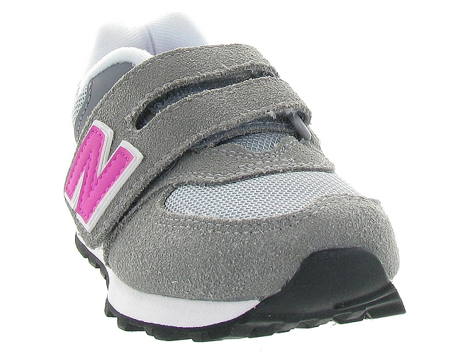 New balance baskets et sneakers kv574 cdy gris4108201_3