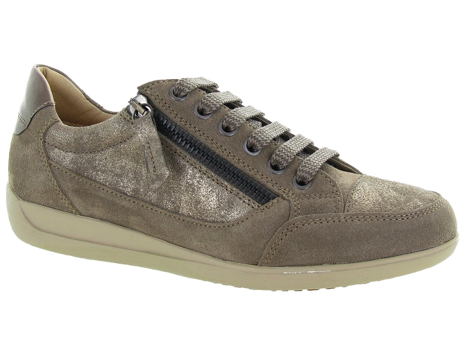 Geox baskets et sneakers d6468a myria bronze