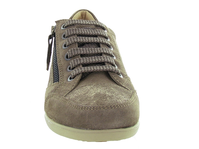 Geox baskets et sneakers d6468a myria bronze4127106_3