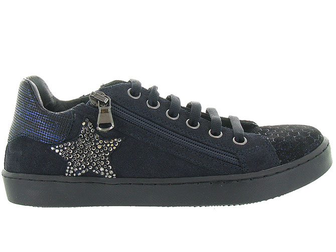 Reqins chaussures a lacets stark stella marine4201903_2