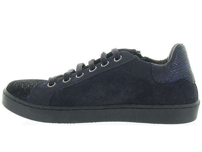 Reqins chaussures a lacets stark stella marine4201903_4