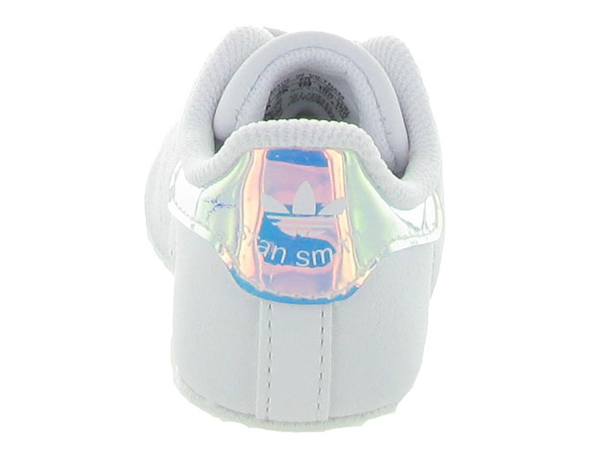 Adidas baskets et sneakers stan crib layette blanc4202402_5
