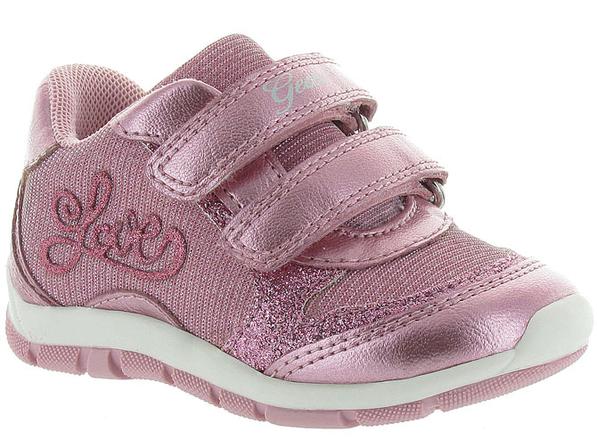 Geox baskets et sneakers b7233a shaax rose