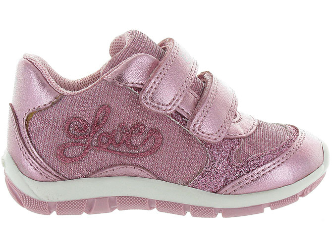 Geox baskets et sneakers b7233a shaax rose4241301_2