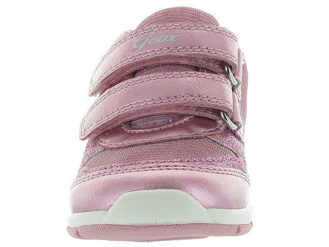 Geox baskets et sneakers b7233a shaax rose4241301_3