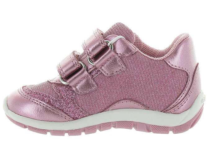 Geox baskets et sneakers b7233a shaax rose4241301_4