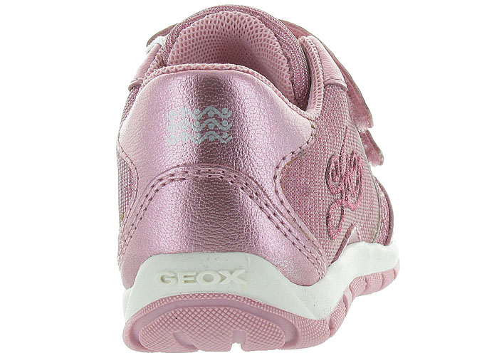 Geox baskets et sneakers b7233a shaax rose4241301_5