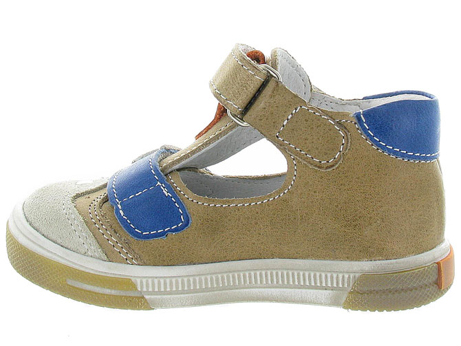 Bellamy chaussures bebe du 18 au 27 giani bb taupe4270501_4