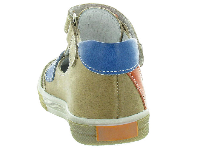 Bellamy chaussures bebe du 18 au 27 giani bb taupe4270501_5