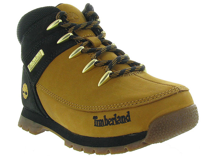 Timberland chaussures a lacets ca1nl4 ca1nlb ca1nju jaune