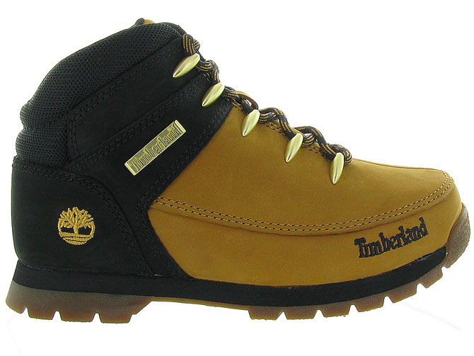 Timberland chaussures a lacets ca1nl4 ca1nlb ca1nju jaune4281701_2